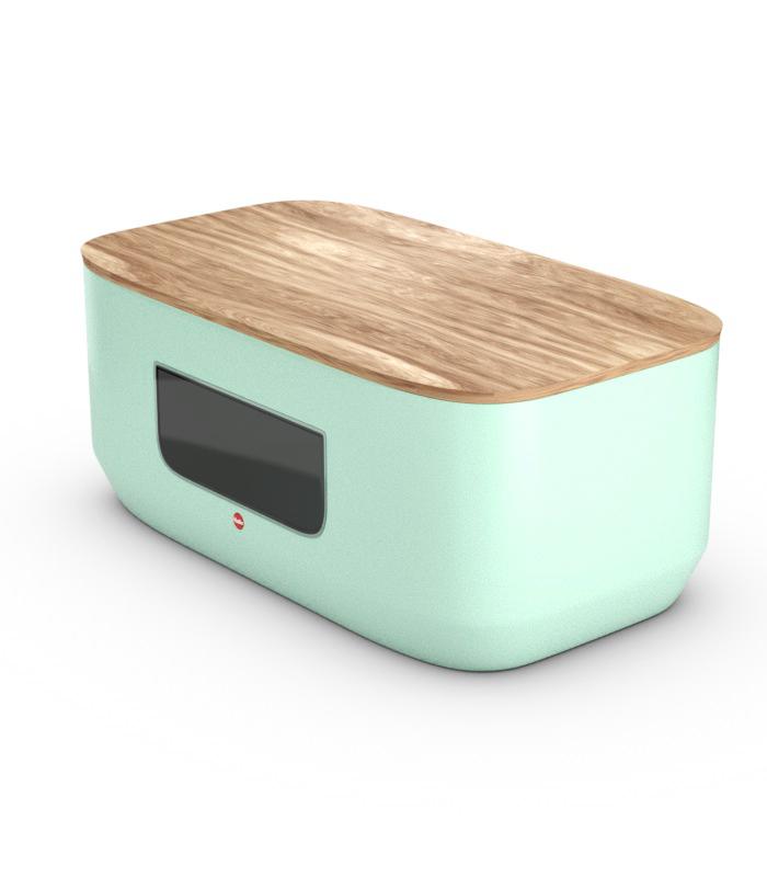 KitchenLine Design chlebník mint matný