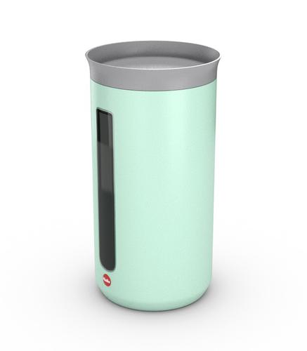 KitchenLine Design dóza 1,3 l mint matná