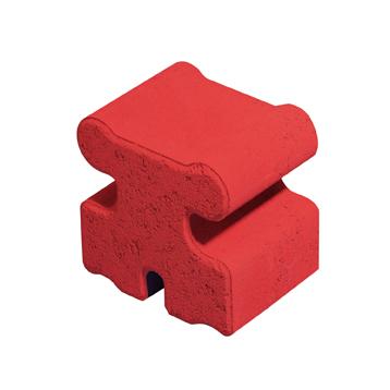 Betonové závaží pro lešení 12.5 kg