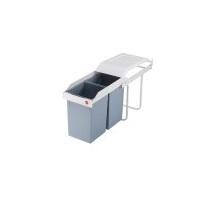 Multi-Box 2x15 plast-krémově bílá